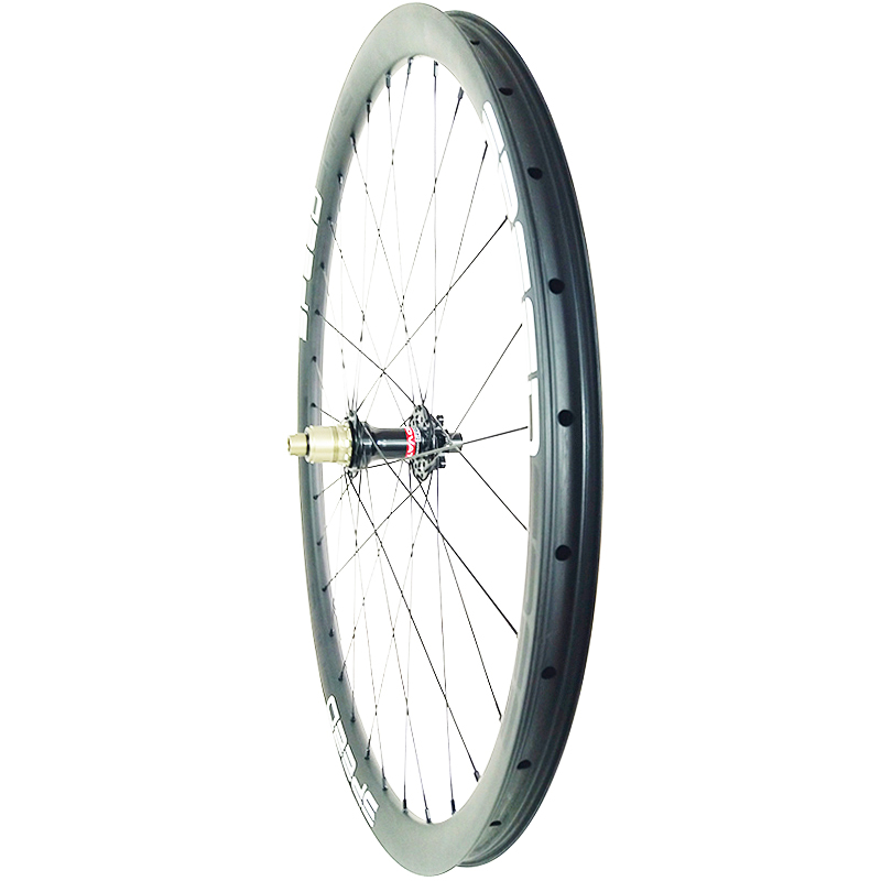 Image 4 - 1350g 29er MTB XC SL BOOST carbon wheels 28mm asymmetric 28mm deep SUPER LIGHT tubeless wheelset 15X110 12X148 10s 11s XD 12smountain bike wheelscarbon wheelsetbike wheel -
