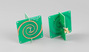 Deepace UWB-3 3GHz-6.5GHz Low Dispersion Circular Polarization UWB UWB Positioning Antenna