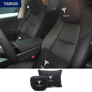 Car Headrest Cushion Soft Comf