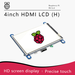 Waveshare 1/4/4 calowy ekran dotykowy Raspberry Pi wyświetlacz TFT LCD zaprojektowany dla Raspberry Pi 4/3/2/B +/Zero