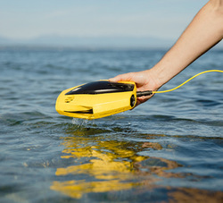CHASING Dory Palm-Sized Drone With 1080p Full HD Camera WiFi Buoy DAPP Control Underwater Drone for Real Time Viewing  RC Drones