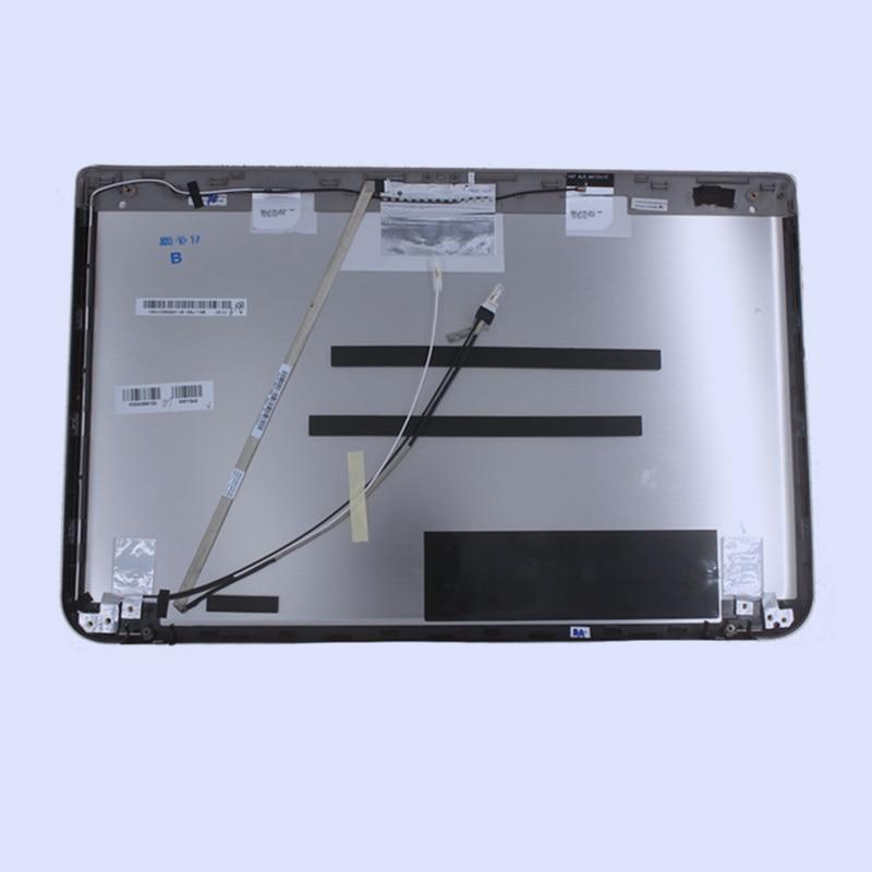 NEUE Original laptop LCD L + R Scharniere/Back Cover Top Abdeckung/LCD Vordere Lünette für TOSHIBA P55t p55t-A