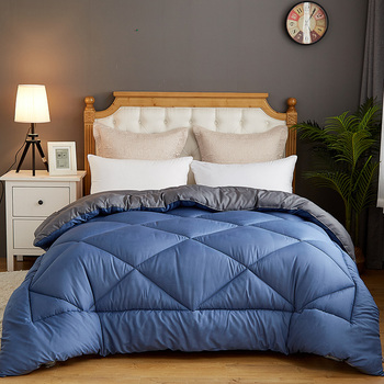 Cute Style Winter Comforter For Christmas Gift 100% Superfine Fiber Polyester Blanket Duvet Warm Warm And Comfortable Quilt фото
