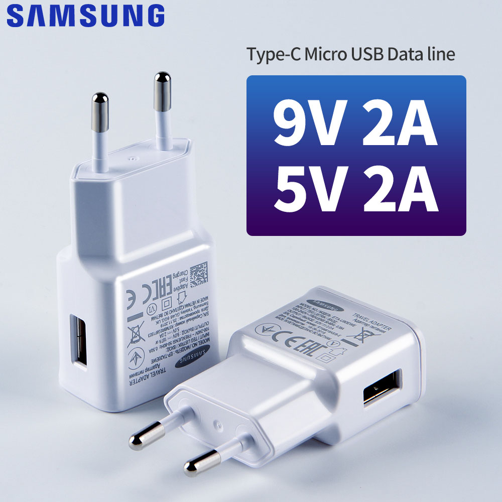Mega Deal #2e135 SAMSUNG Original Fast Charger For Samsung