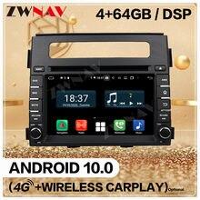 Radio Multimedia con GPS para coche, Radio con reproductor, 128GB, Carplay, 2 Din, navegador Navi, estéreo para coche, para KIA Soul 2012 2013, Android 10