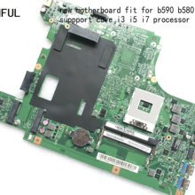 V580C Laptop Motherboard Hm77-Support B590/b580 I5 New I3 New-Item 11273-1 I7 Fit-For