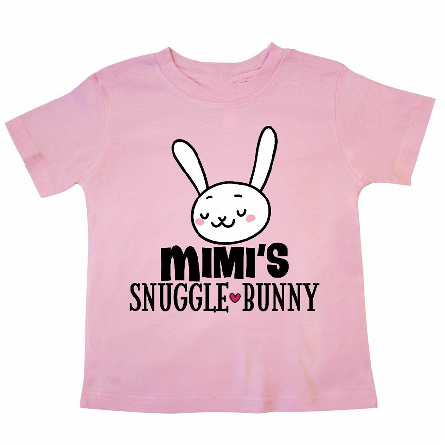 inktastic Mimi is The Best Toddler T-Shirt