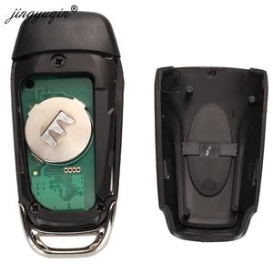 Jingyuqin Флип дистанционный брелок 3 кнопки 315/433 МГц N5F-A08TAA ID49 для Ford S-MAX GALAXY MONDEO Mk2 Mk7 Ranger explorer