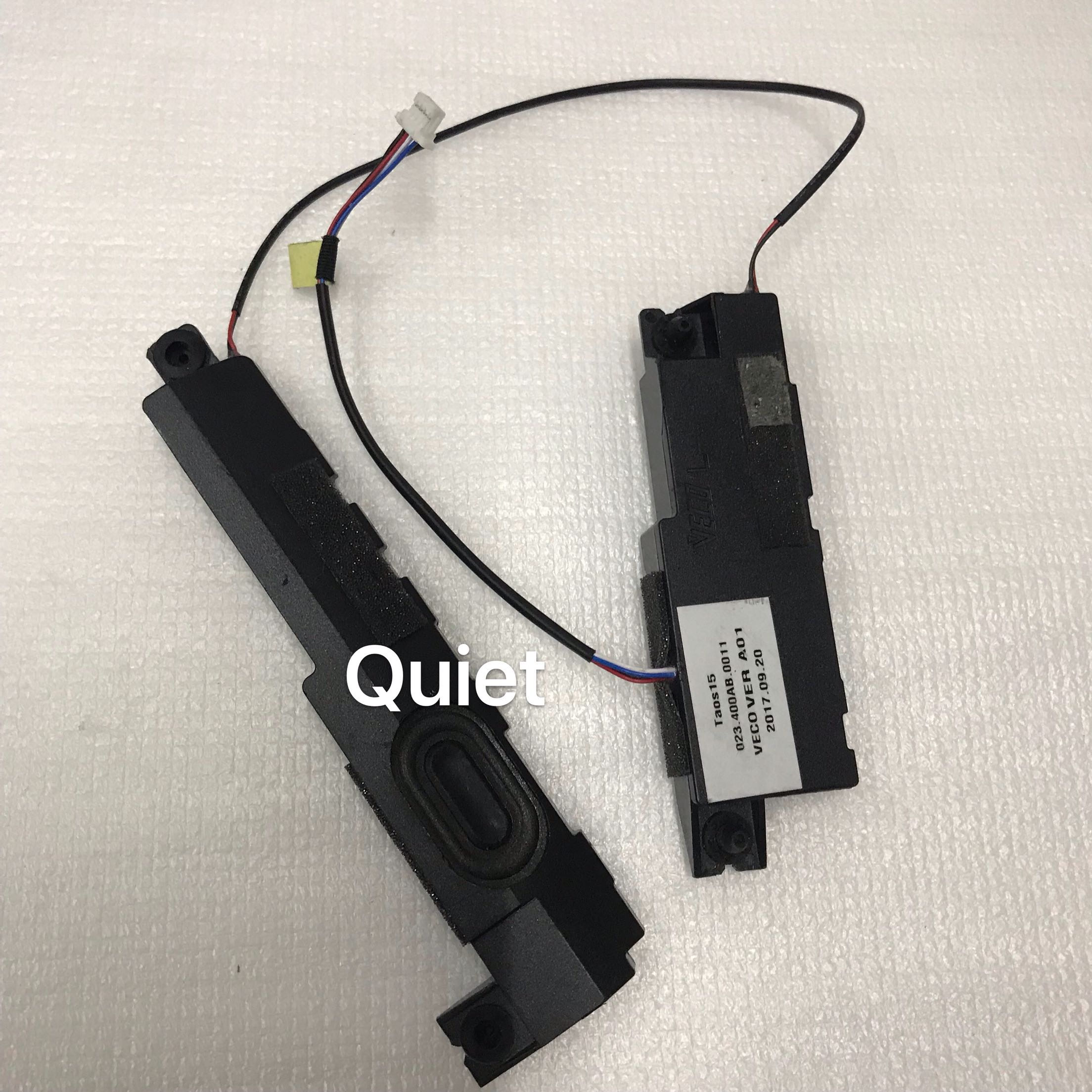 Free Shipping Original for Dell Latitude 3580 series Left Right Internal Speaker Set Laptop Replacement Parts N06HN 0N06HN