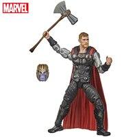 Avengers Marvel Klassische Legende Thor 6-inch Beweglichen Puppe Spielzeug Sammlung mit Zubehör Weihnachten kinder Geburtstag Geschenk F0445