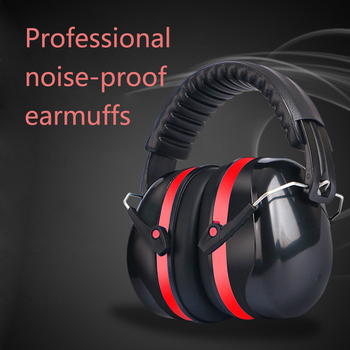 Brand Tactical Earmuffs Anti Noise Hearing Protector Noise Canceling Headphones Hunting Work Study Sleep Ear Protection Shooting soundproof anti noise earmuffs mute headphones for study work sleep ear protector with foldable adjustable headband