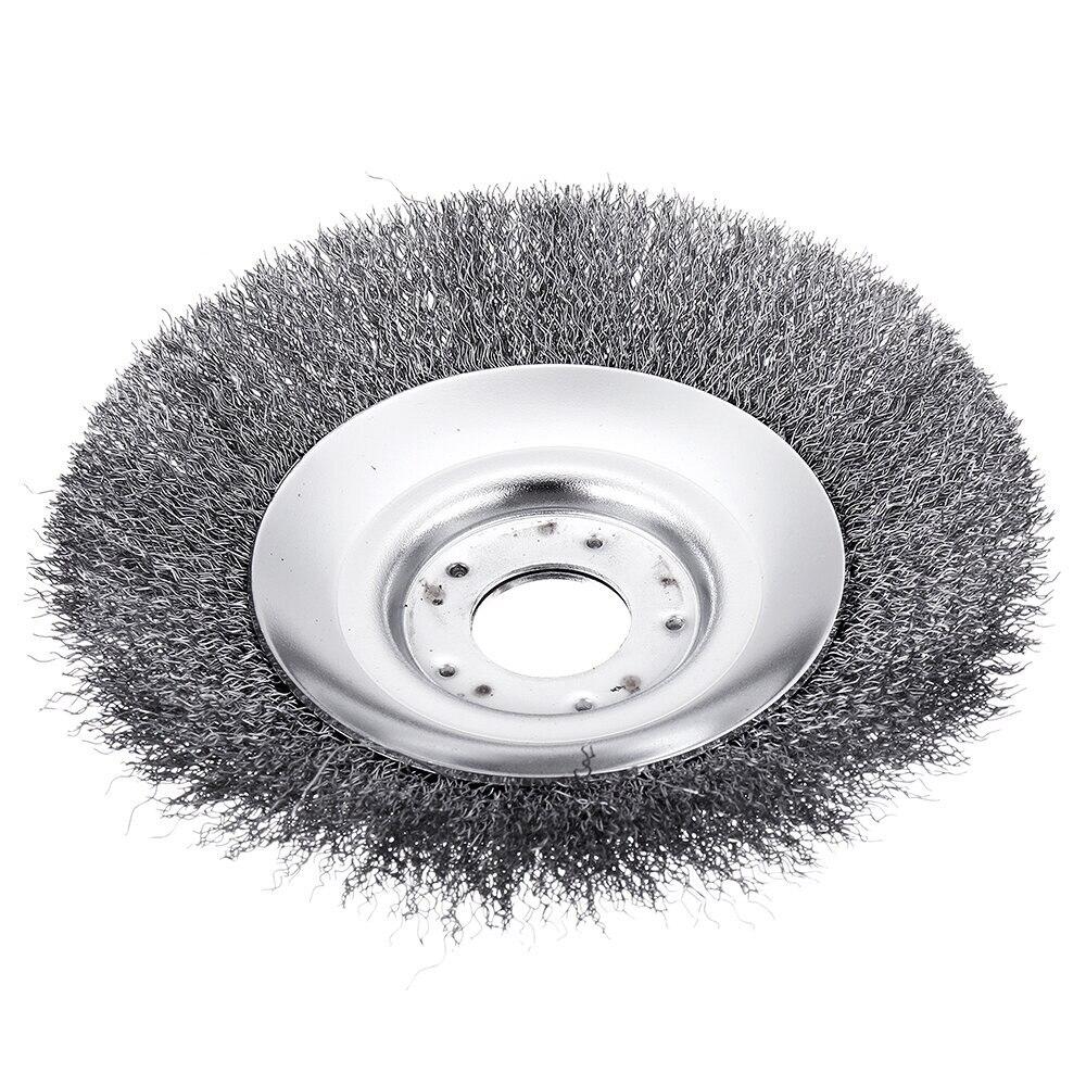 aparador de grama cabeça escova de erva