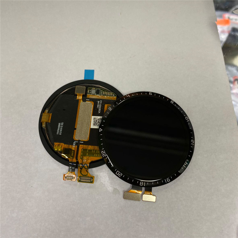 Watch Screen Repair Parts For Huawei Watch GT2 46MM Smart Watch Original LCD Screen Assembly Touch Panel