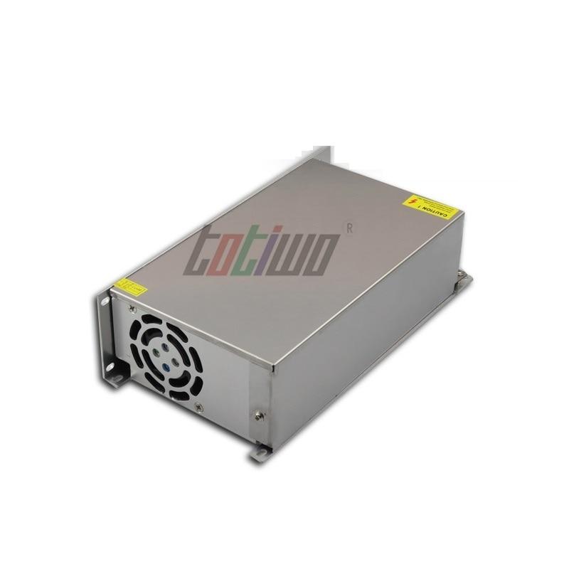 AC 110 V/220 V à DC 12V 24V 48V 500W commutation LED SMPS alimentation - 3