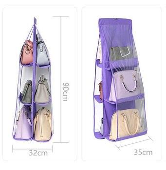 Pocket Foldable Hanging Bag 4