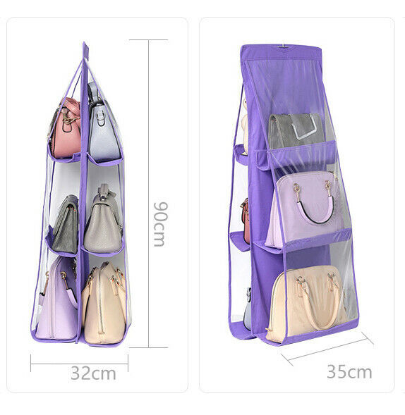 Pocket Foldable Hanging Bag 4