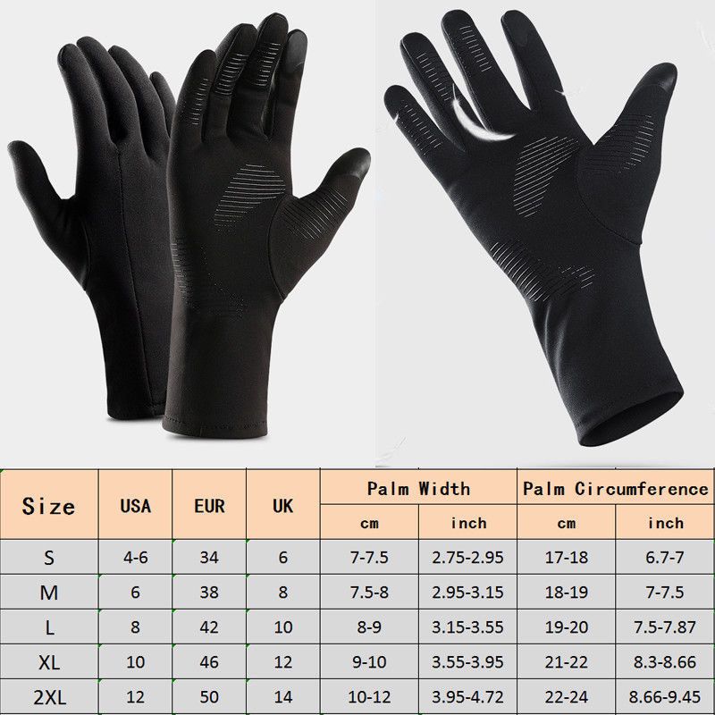 Waterproof and Windproof Mitten touch Screen Gloves for Unisex to Use All Touch Screen Devices without having to take the Gloves Off 5