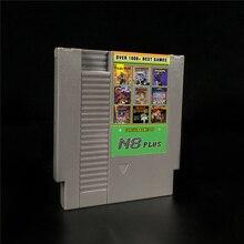 KY Technology – carte de jeu Remix N8 Plus, 1000 en 1, pour Console de jeu vidéo NES 8 Bit, nouvelle cartouche
