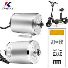 Моторный комплект для электрического скутера 48-72 в 3000 Вт 50 А, набор для карт, Электрический высокоскоростной моторный скейтборд, электровел...