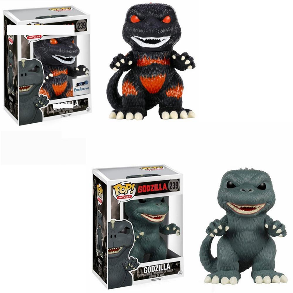 "Godzilla 6/"" Action Figure NEW IN BOX Crazy 1 PCS Funko Pop Movies Godzilla"