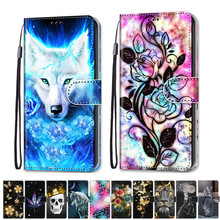 Cover Coque For Samsung Galaxy Grand Prime G530 G530H G531 G531H G531F SM-G531F Cartoon Leather Flip Fundas Phone Covers Cases(China)