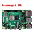 Последняя модель Raspberry Pi 4 B с 2 Гб ОЗУ BCM2711 четырехъядерный Cortex-A72 ARM v8 1 5 ГГц Поддержка 2 4/5 0 ГГц в наличии
