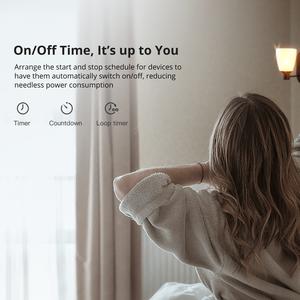 Image 5 - Itead 5/10/20 pièces Sonoff MINI bricolage impulsion/bord/Mode suivant Wifi commutateur intelligent prise en charge commutateur externe fonctionne avec Alexa IFTTT