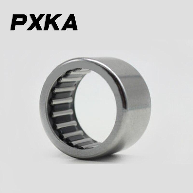 Free Shipping 2pcs Needle Roller Bearing Through Hole Bearing HK101415,HK061011,HK101612,HK121612,HK071209,HK061012,HK101812