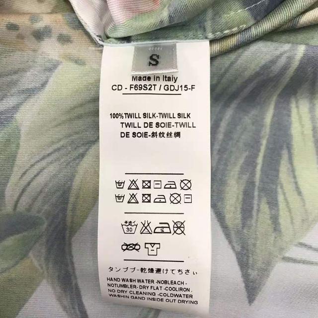 AELESEEN Luxury 100% TWILL SILK Shirts 2021 Spring Runway Fashion Leopard Animal Print Office Ladies Party Elegant Blouse XXXL 6