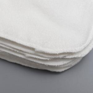 Image 3 - 10ピース/パックソフト3層ベビーマイクロファイバーおむつ新生児洗える挿入再利用可能な布おむつ変更ライナー