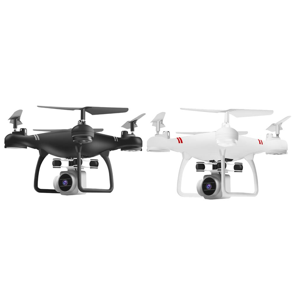 <font><b>HJ14W</b></font> Drone With Camera Live Video 720P HD 2 Million WIFI Camera Headless Mode Multi-function Four-axis Aircraft image