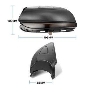 Image 5 - Clignotants dynamiques pour Volkswagen, indicateur séquentiel, rétroviseur latéral, pour VW GOLF 6 VI MK6 GTI, ligne R R20, Touran, clignotant LED