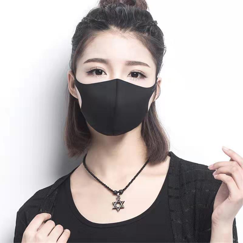 LUHAN со стерео мягкая маска из губки пыли и смога маска оптовая продажа дышащая моющаяся японская маска