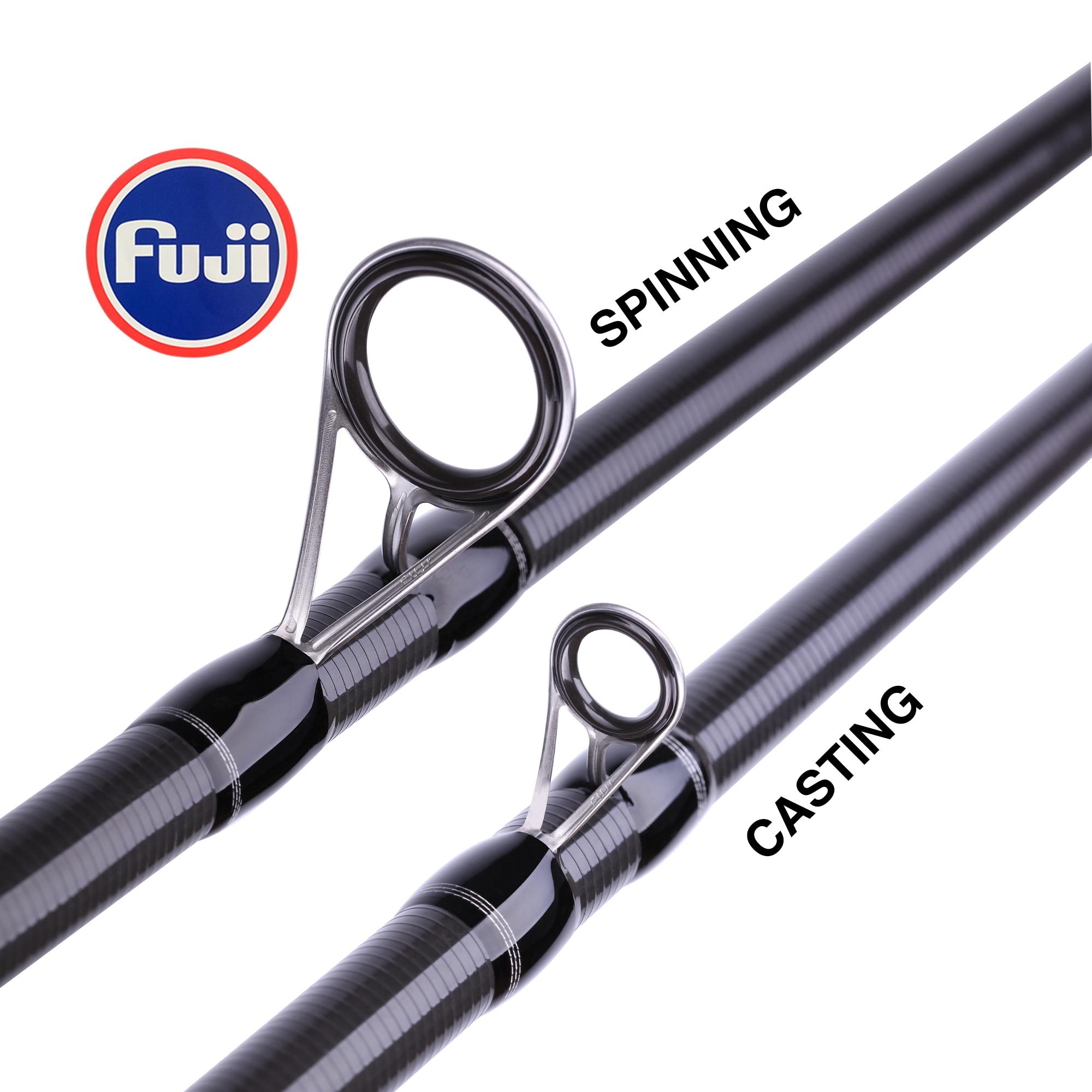 MIFINE MAXIMUS Spinning/Baitcast Rod  4