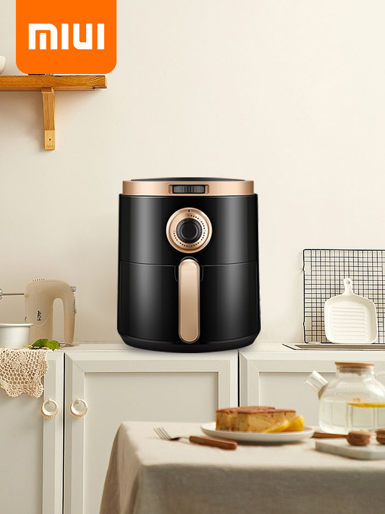 Air Fryer No Oil Home Intelligent 3L Large Capacity Multifunction Electric Deep Deep