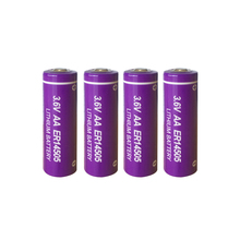 4PCS PKCELL ER14505 batteria 3.6v AA 2400mah batterie al litio er 14505 liSOCL2 cellulare batterie per il tracciamento GPS, telecamere