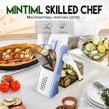 Umiejętne Chef krajalnica do owoców Cutter wielofunkcyjna siekacz do warzyw tarka owoce akcesoria kuchenne narzędzia