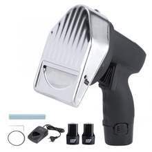 Беспроводной Электрический слайсер для кебаба ручной обжарки