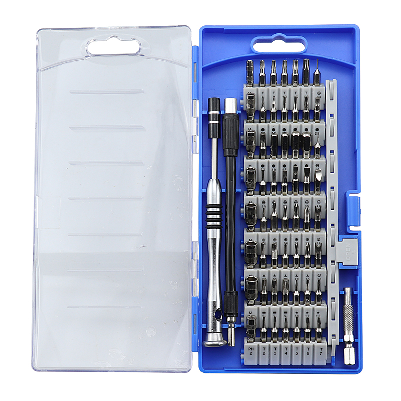 Screwdriver Set 60/25 In 1 Torx Multifunctional Opening Repair Tool Set Precision Screwdriver For Phones Tablet PC Hand Tools