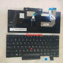 UNS Englisch tastatur für Lenovo Thinkpad T470 A475 T480 A485 laptop Teclado 01HX342 01HX382 01HX302 01AX449 KEINE hintergrundbeleuchtung