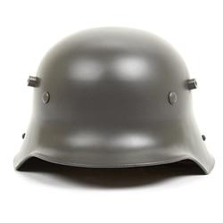WW1 M16 niemiecki hełm wojskowy Elite M1916 Stahlhelm stalowy hełm bojowy OD -