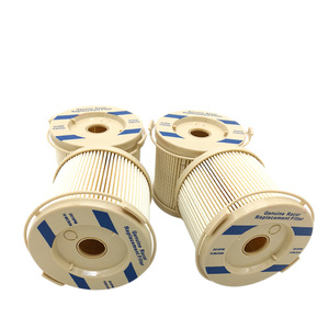 Image 1 - 2010 Tm (10 Micron) Vervanging Voor 500FG Gratis Verzending Racor Separator Element, 4 Stks/partij,,