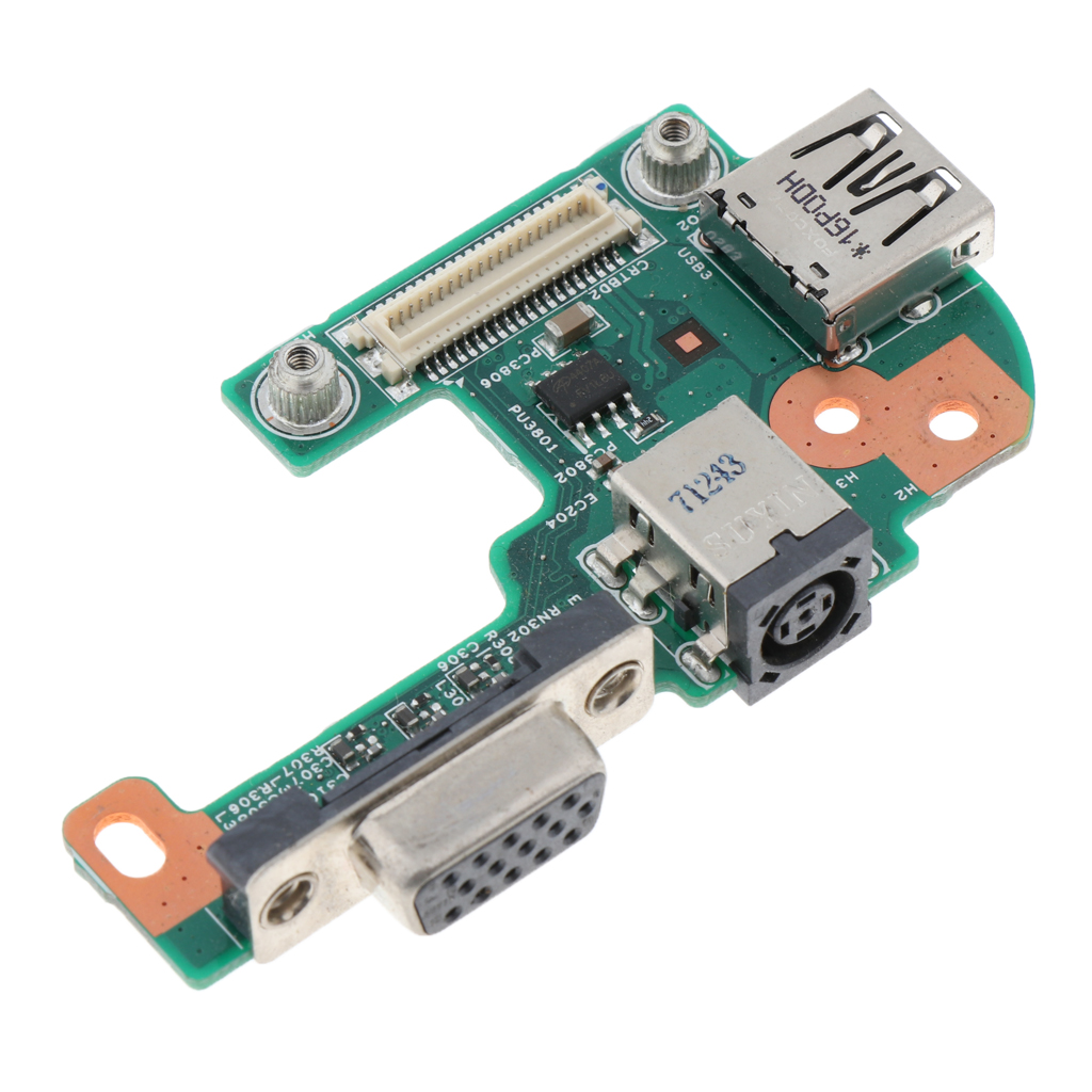 MagiDeal I//O Board USB Audio Card Reader Board for Apple Macbook Pro A1502