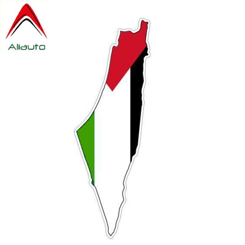 4x sticker Adesivo Adesivi decal decals Vinyl auto moto bandiera Palestina