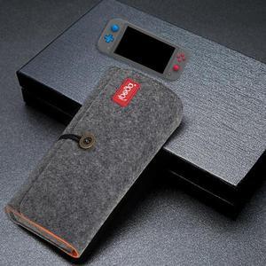 Image 5 - Voor Ns Lite Opbergtas Beschermende Vilt Doek Draagtas Met Game Card Slot Voor Nintendo Schakelaar Lite Game Console