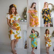 NEW Women Boho Style Dress Off Shoulder Summer Beach Dress Floral Print Vintage Flower Maxi Dress Vestido De Festa vintage style flower print swing dress