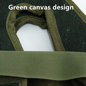 Image 4 - ירוק בד מתיחת צוואר הרחם חגורת קלע טרקטור צוואר מתיחת חגורת מתיחת צוואר טיפול כלי בית חולים ציוד רפואי