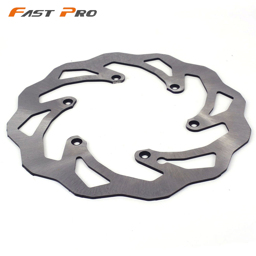 New 260MM Front Brake Disc Rotor For KTM SX XC EXC XCW 125 150 200 250 300 350 400 450 500 501 98 99 00 01 02 03 04 05 06 07-18 image