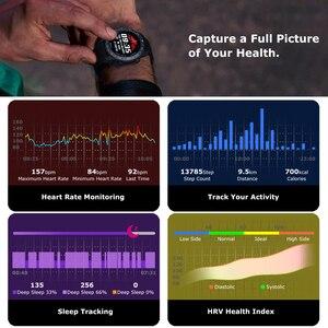 Image 4 - החדש 2020 Zeblaze NEO 2 Smartwatch בריאות & כושר עמיד למים/טוב יותר סוללה חיים קלאסי עיצוב Bluetooth 5.0 עבור אנדרואיד/IOS