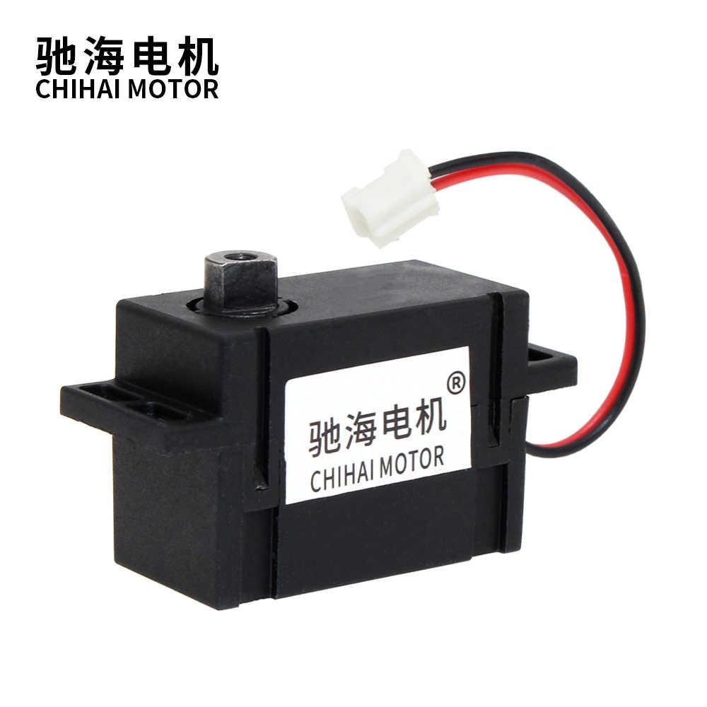 ChiHai モーター CHF-GF16-N20VA DC 3v 6v 100RPM マイクロプラスチック歯車モータードアロック指紋ロック